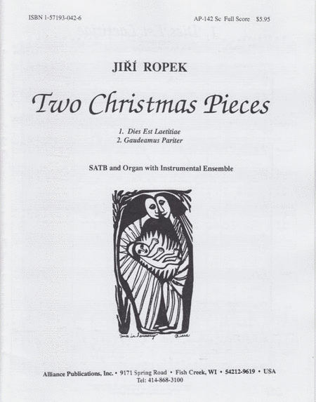 Two Christmas Pieces