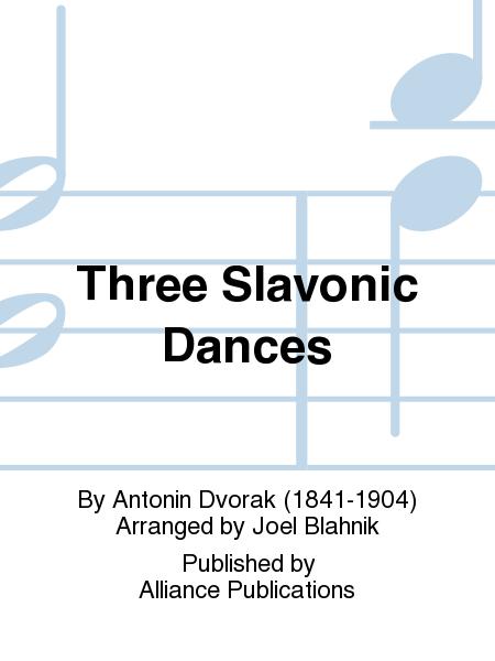 Three Slavonic Dances