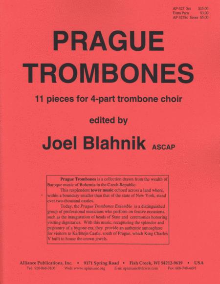 Prague Trombones