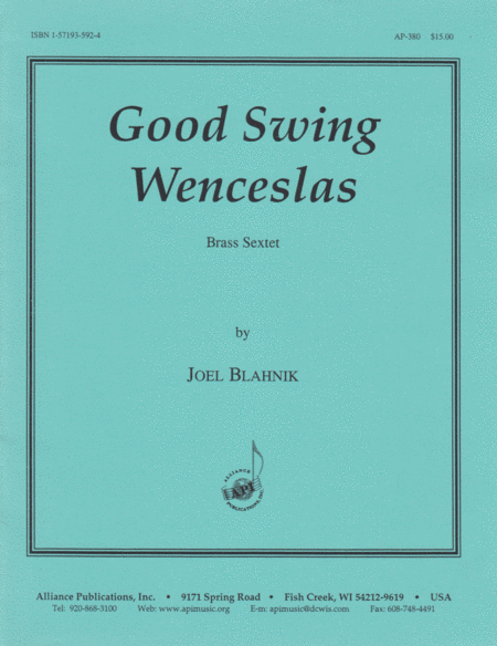 Good Swing Wenceslas