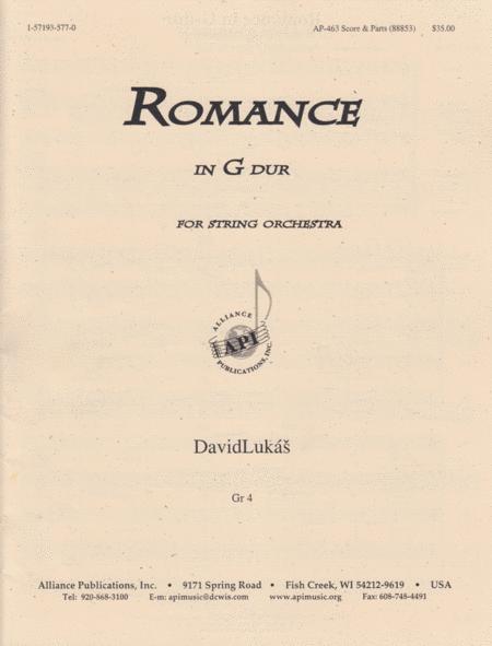 Romance in G-Dur