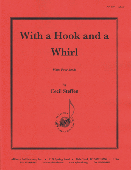 With a Hook and Whirl