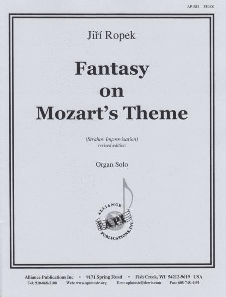 Fantasy on Mozart's Theme (Strahov Improv-rev.)