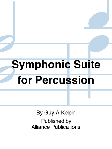Symphonic Suite for Percussion