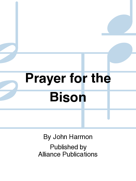 Prayer for the Bison