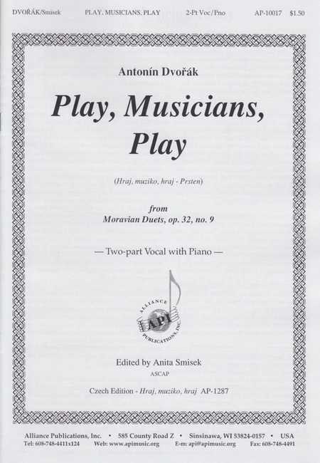 Play, Musicians, Play