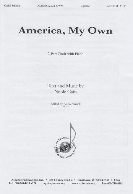 America, My Own