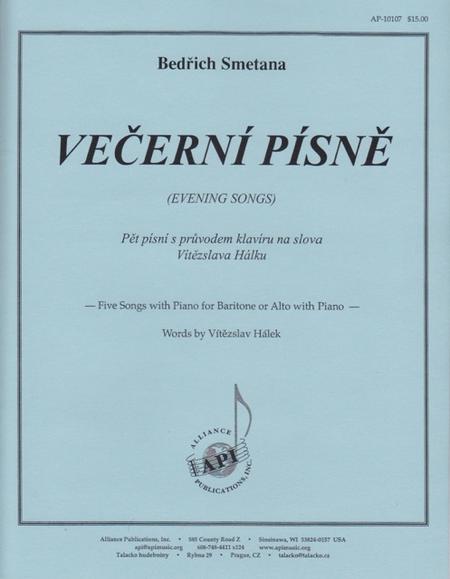 Vecerni Pisne (Evening Songs)