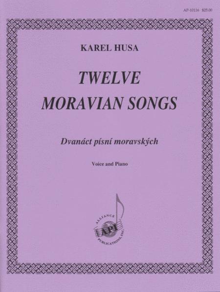 Twelve Moravian Songs