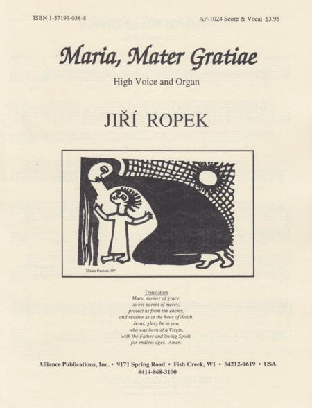 Maria, Mater Gratiae