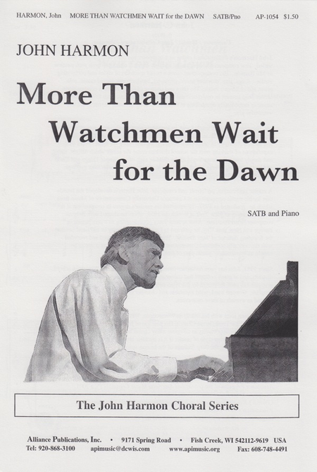 More Than Watchmen Wait for the Dawn