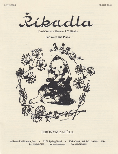 Rikadla/Czech Nursery Rhymes