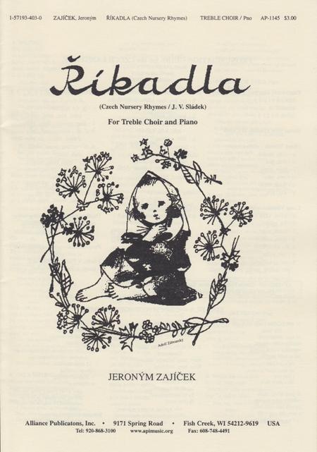 Rikadla/Czech Nursery Rhymes