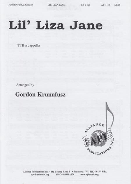 Li'l Liza Jane