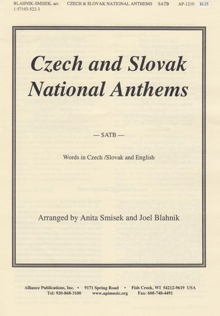 Czech and Slovak National Anthems