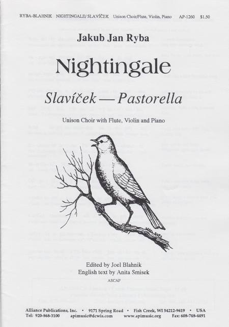Nightingale/Slavicek (Pastorale)