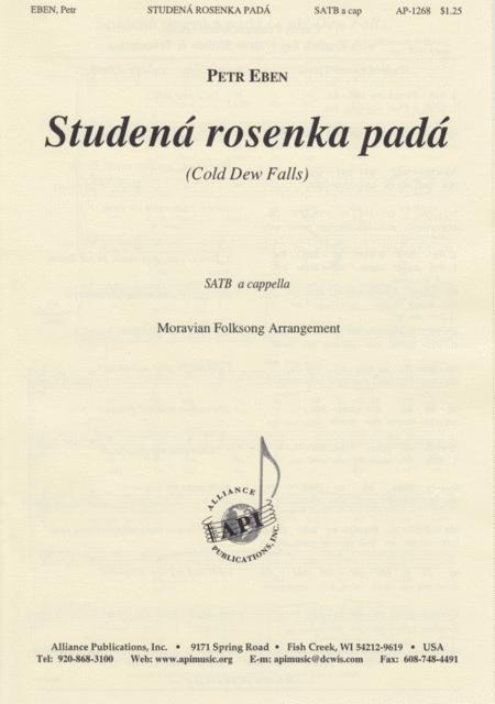 Studena Rosenka Pada/Cold Dew Falls