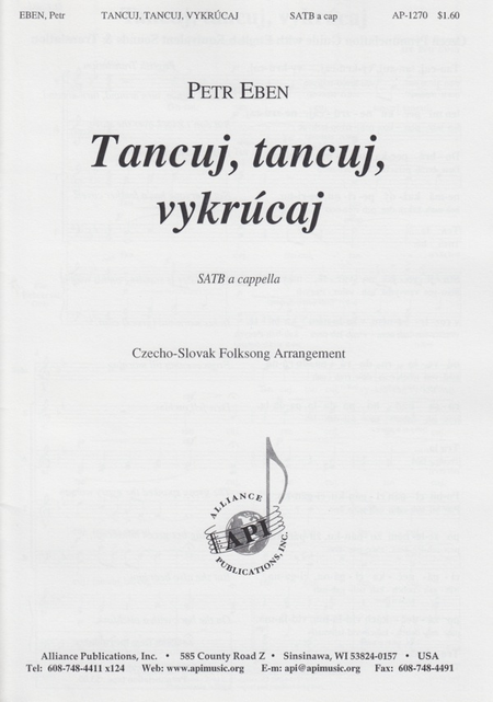 Tancuj, Tancuj, Vykrucaj/Dance, Dance