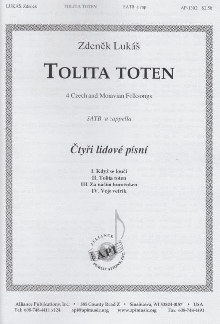 Tolita Toten (4 Folksongs)