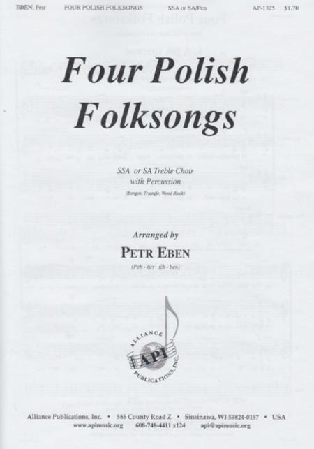 Four Polish Folksongs