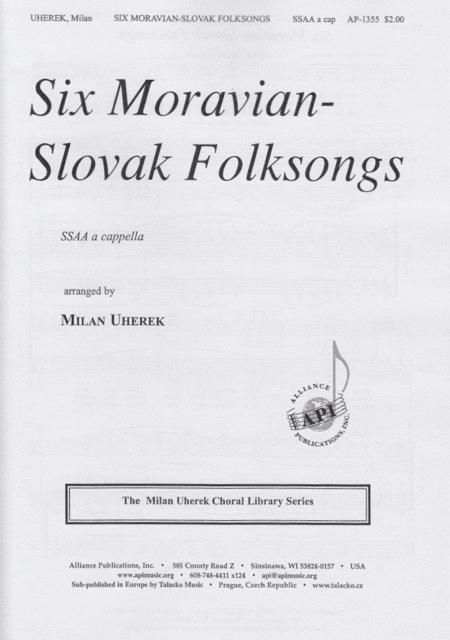 Six Slovak Folksongs