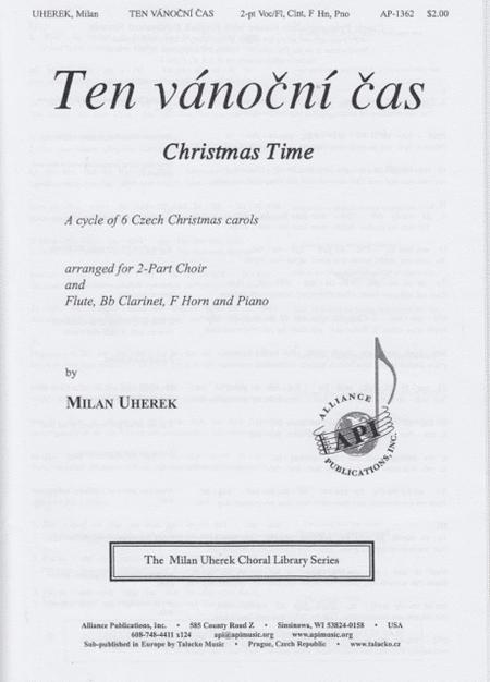Ten Vanocni Cas/Christmas Time