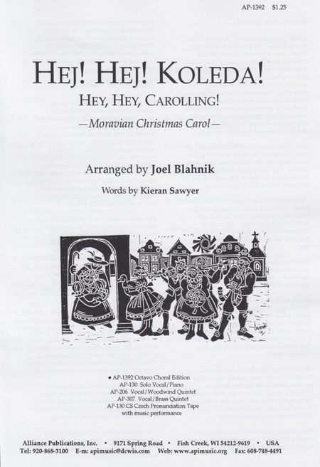 Hey, Hey, Caroling