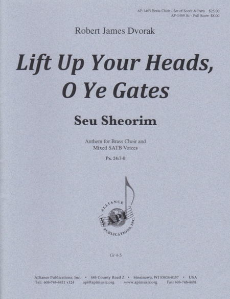 Lift Up Your Heads, O Ye Gates