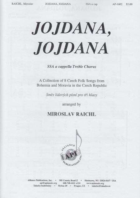 Jojdana, Jojdana