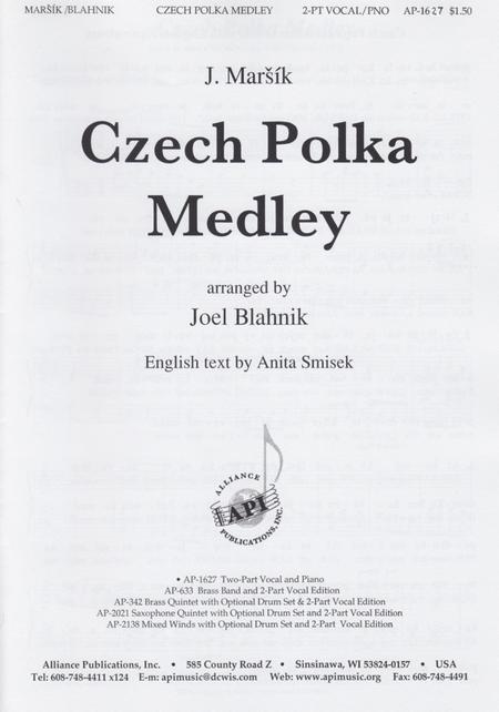 Czech Polka Medley