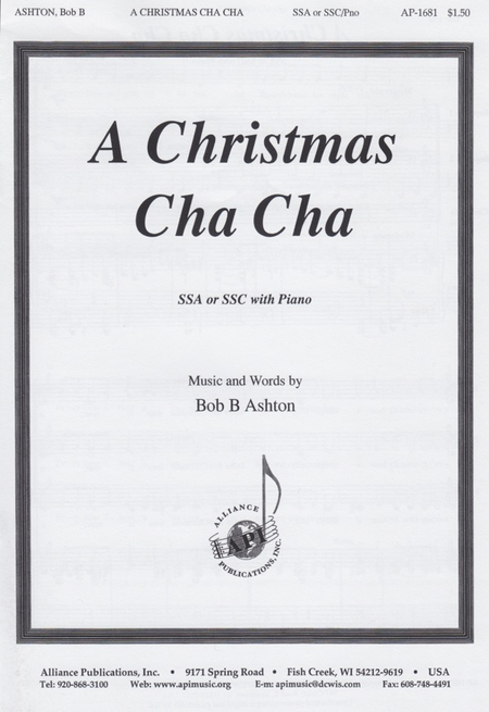 A Christmas Cha Cha