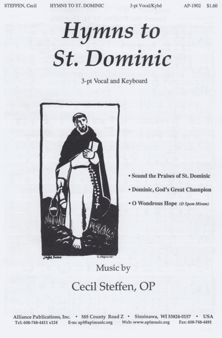 Hymns To St. Dominic-Sound the Praises
