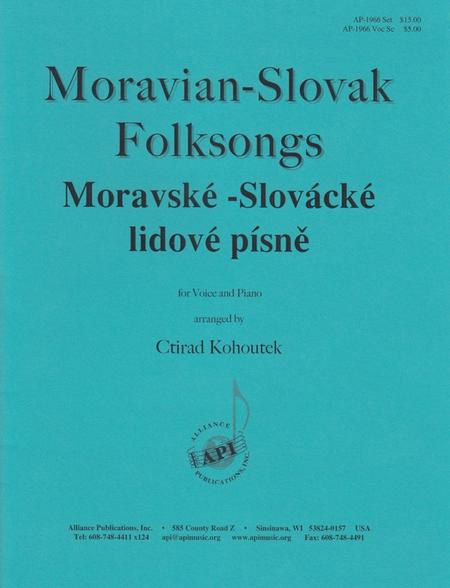 Moravian-Slovak Folksongs-14