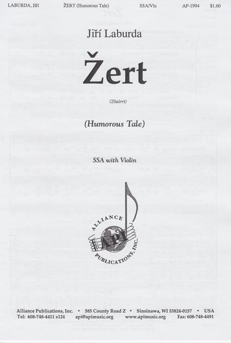 Zert (Humorous Tale)