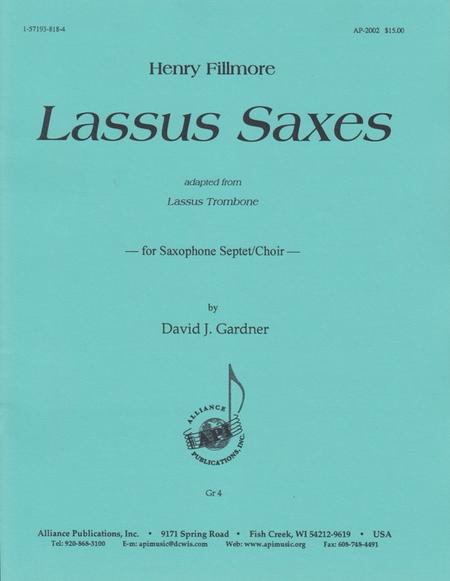Lassus Saxes