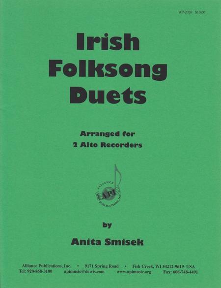 Irish Folksong Duets