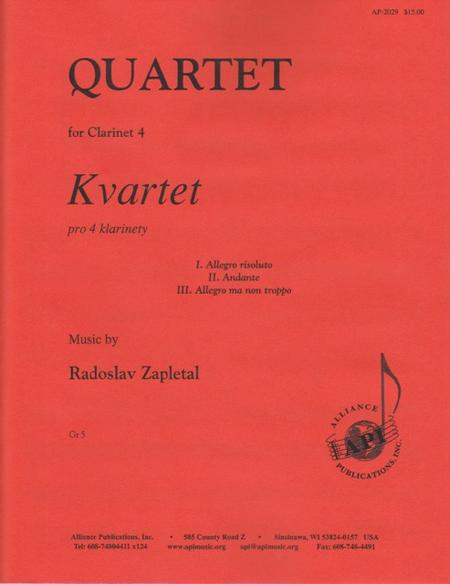 Quartet for Clarinets