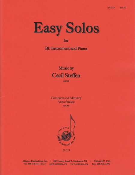 Easy Solos for Bb Instrument