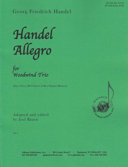 Handel Allegro