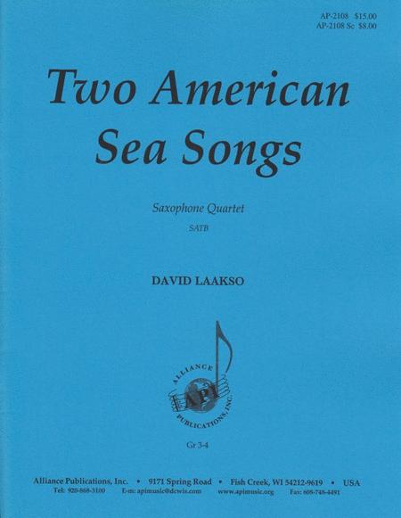Two American Sea Songs
