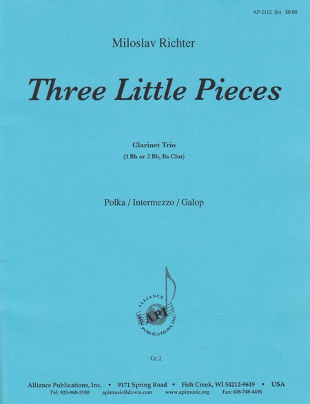 Three Little Pieces