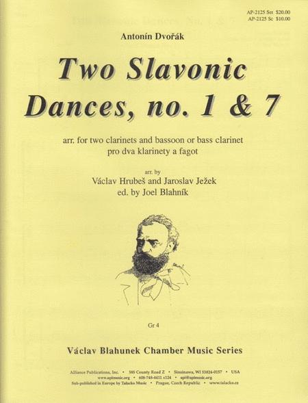 Slavonic Dance, No. 7