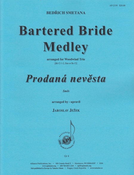 Medley from the Bartered Bride