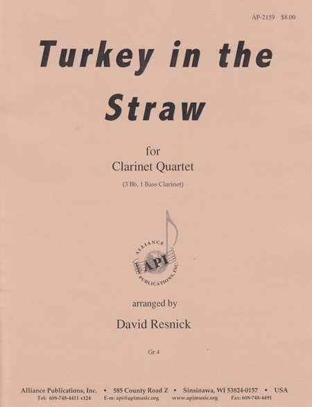 Turkey in the Straw