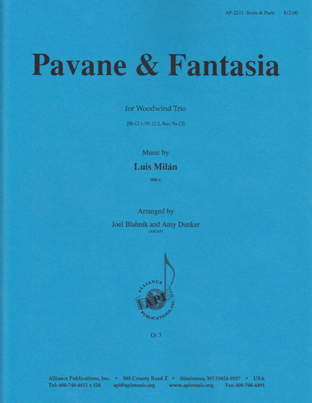 Pavane and Fantasia
