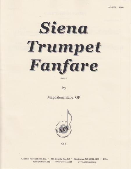 Siena Trumpet Fanfare
