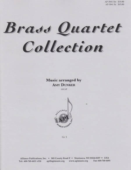 Brass Quartet Collection