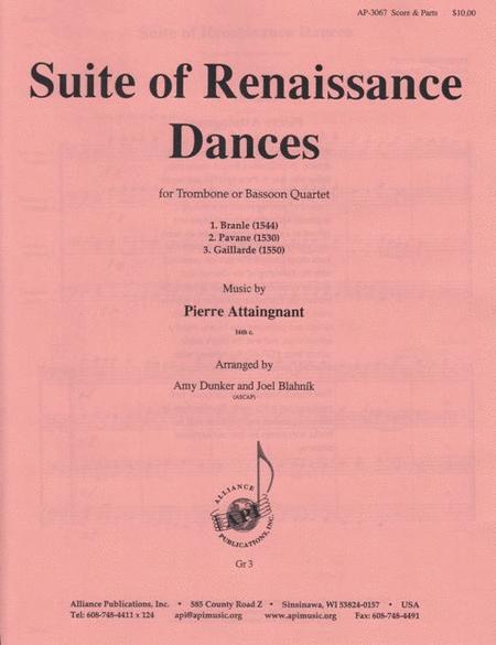 Suite of Renaissance Dances