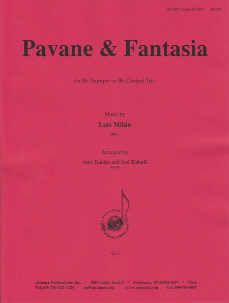 Pavane and Fantasia