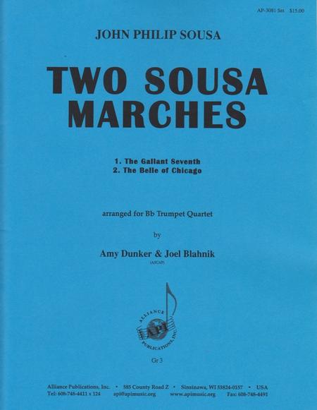 Two Sousa Marches